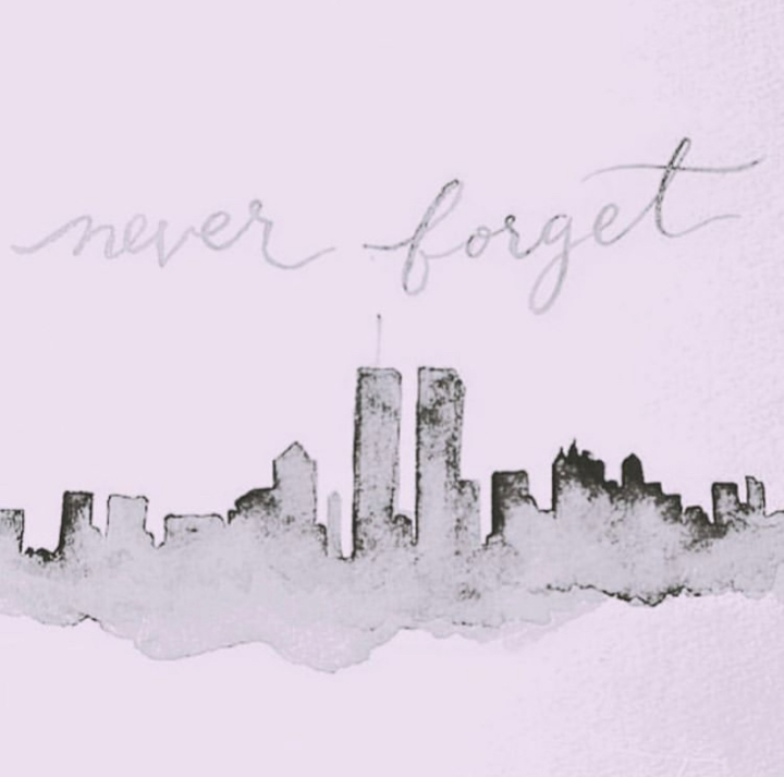 #NeverForget9/11